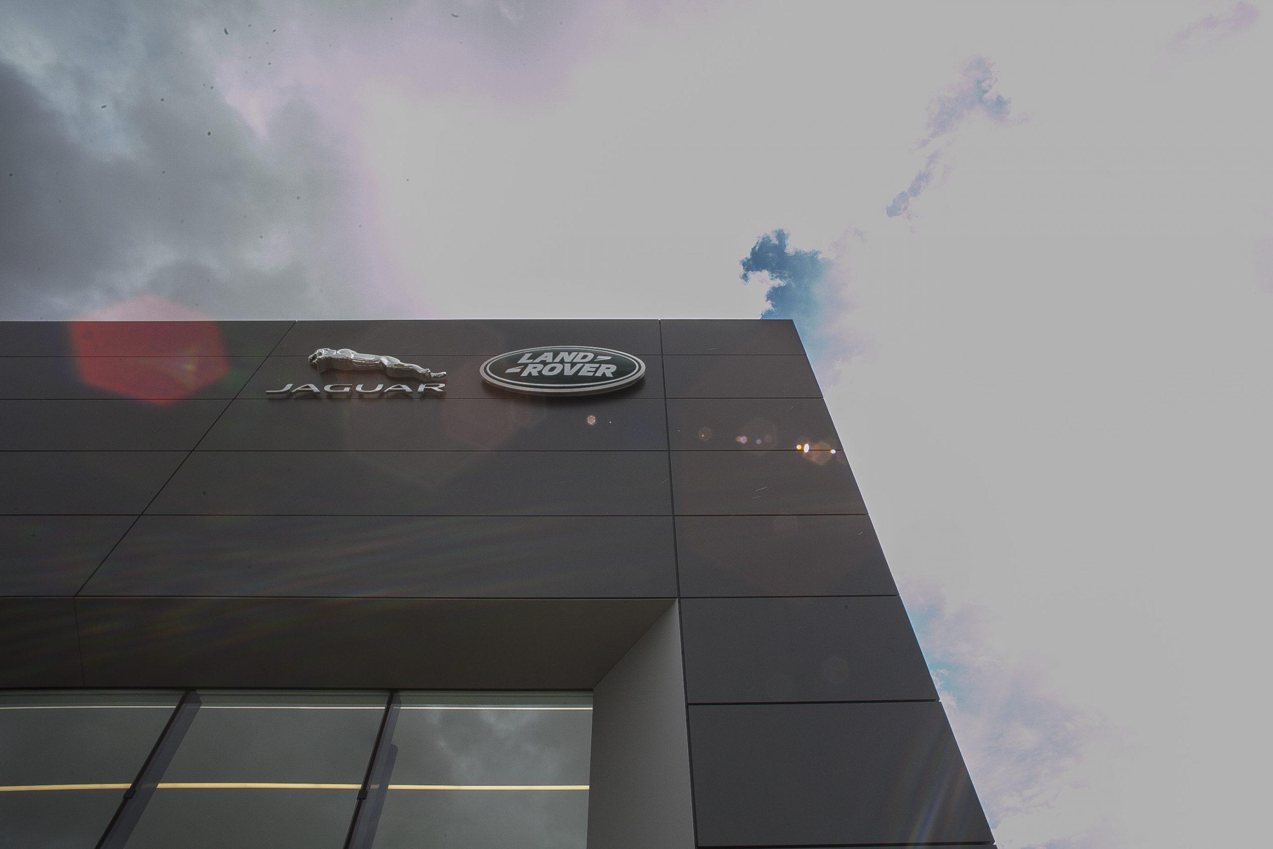 Auto Stahl Wien 23 Jaguar Land Rover Flasghip Store