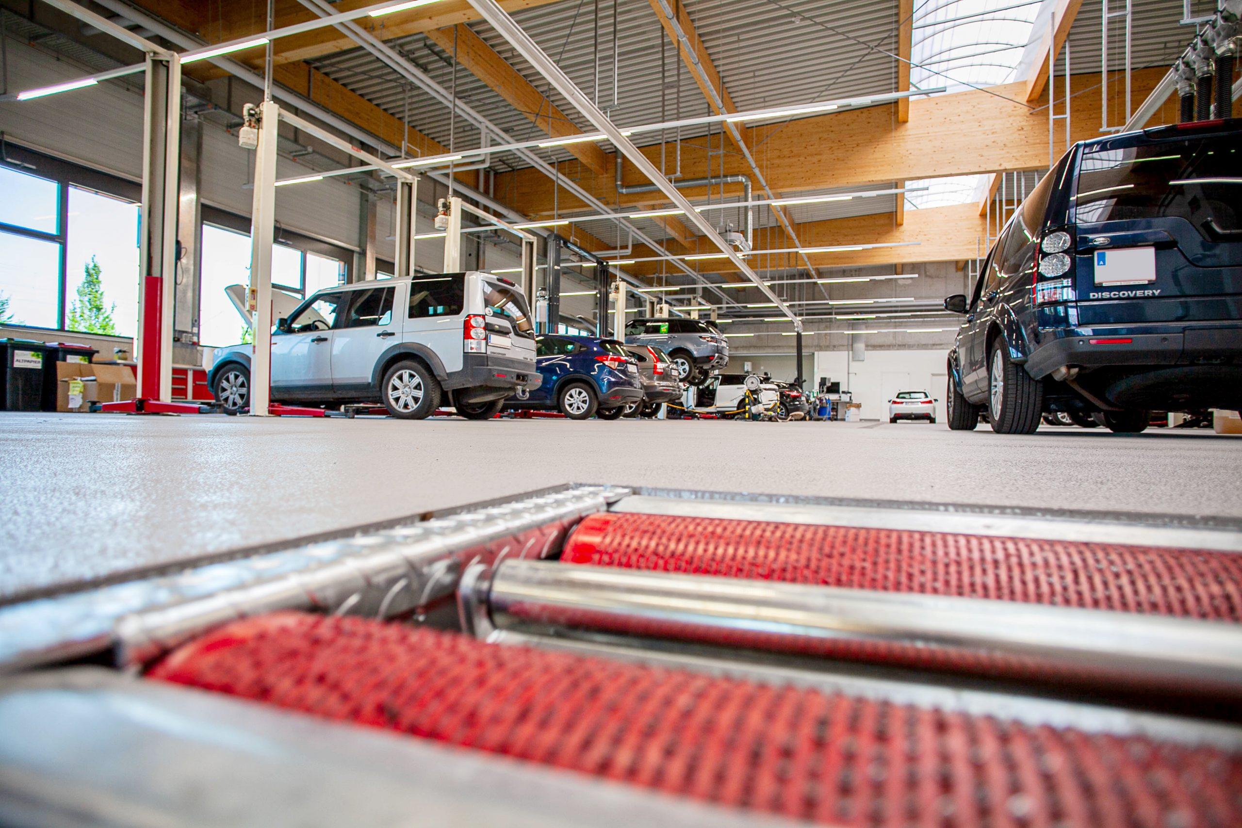 Auto Stahl Wien 22, Schillingstraße 4, 1220 Wien