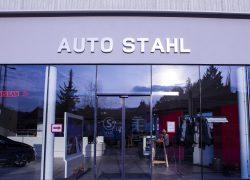 Auto Stahl Wien 21 | Eingang Prager Straße 278