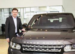 Auto Stahl Wien 23 | Verkaufsberater Robert Lung | Land Rover