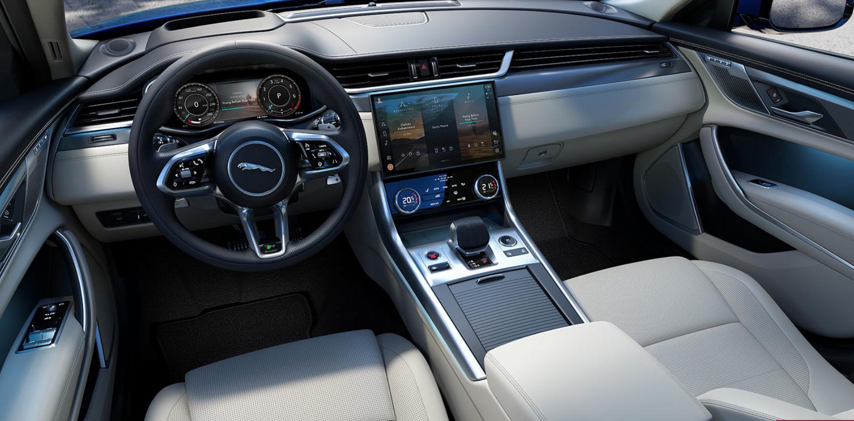der neue Jaguar XF bei AUTO STAHL