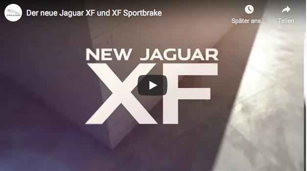 Der neue Jaguar XF – Video