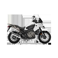 Honda 2017 VFR1200X Crosstourer DCT ABS Teaser