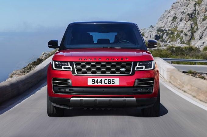 Range Rover SVAutobiography Dynamic Frontansicht