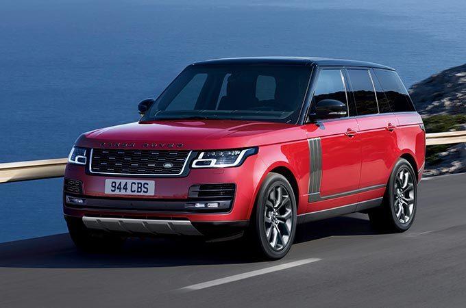 Range Rover SVAutobiography Dynamic bei Auto Stahl
