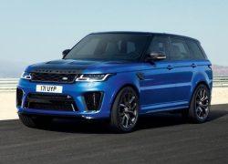 Range Rover Sport SVR bei Auto Stahl