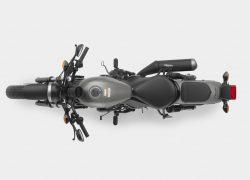 CMX 500 Rebel 2019 bei Auto Stahl Vogelperspektive