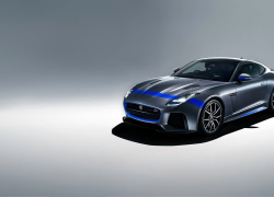 Jaguar F-Type SVR Graphic-Pack bei Auto Stahl