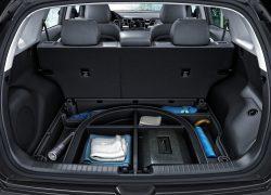 Kia Niro bei AUTO STAHL Bildmaterial Ansicht Kofferraum