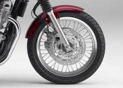 CB1100EX ABS bei Auto Stahl Reifen
