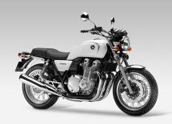 Honda CB1100 EX bei Auto Stahl Seitenansicht