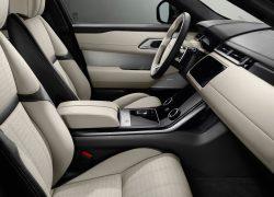 Range Rover Velar bei Auto Stahl Innenansicht
