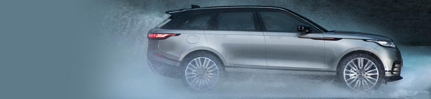 Range Rover Velar Header