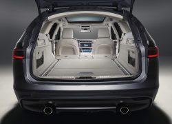 Jaguar XF Sportbrake Detail