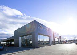 Auto Stahl Wien 23 | Jaguar Land Rover Flagship-Store