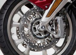 Honda Gold Wing Tour 2018 bei Auto Stahl Reifen Gummi Bremse