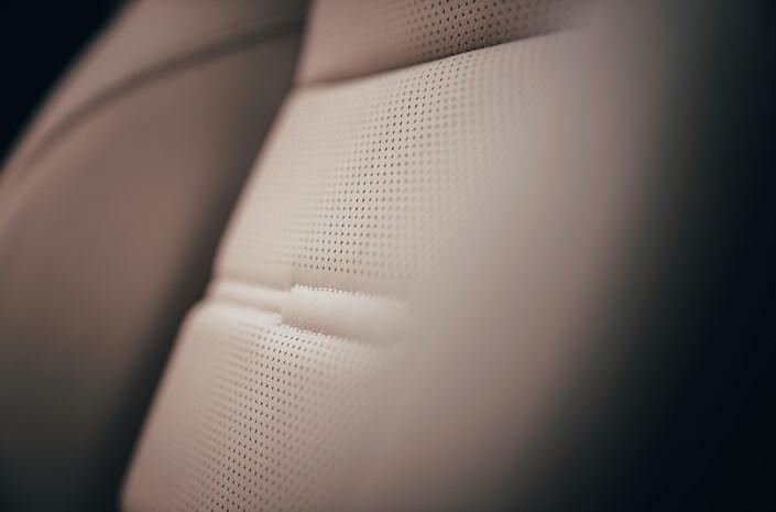 Honda CR-V 2018 Beige Leder Sitz