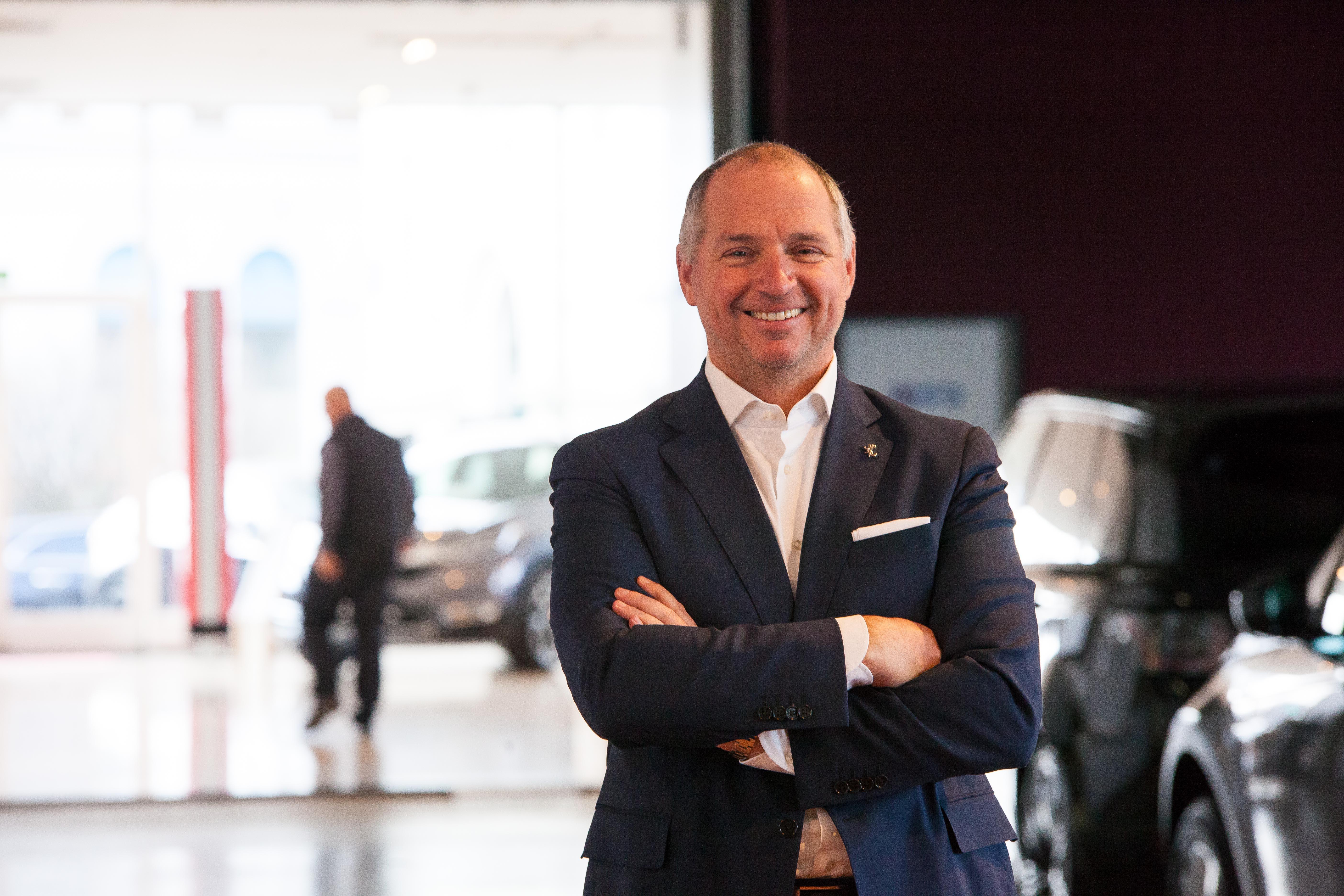 Verkaufsleiter AUTO STAHL in Wien 20 freut sich auf die neue Marke KIA Heistergasse 4-6
