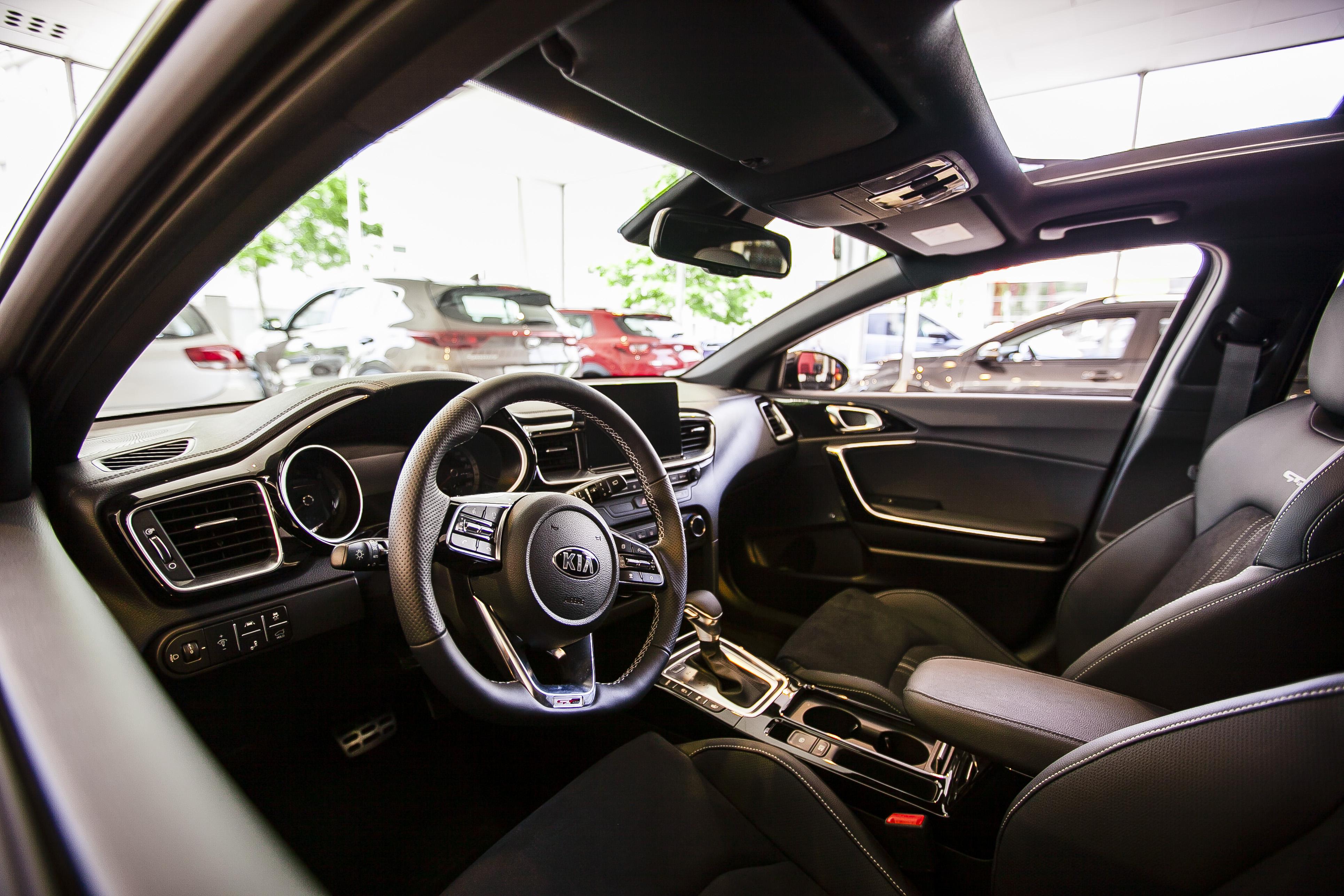 Auto Stahl Wien 20 Kia ProCeed