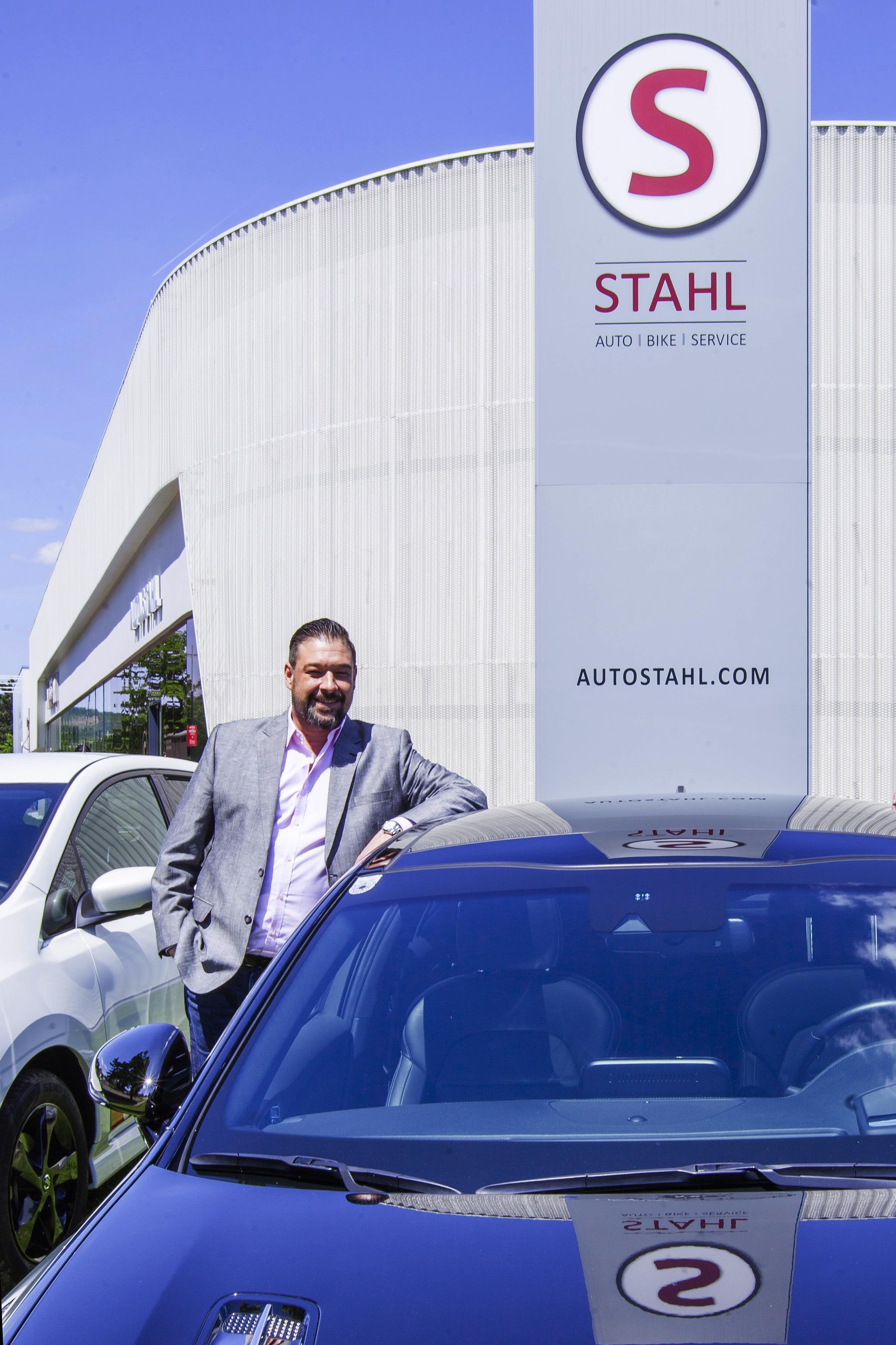 Auto Stahl Wien 21 | Thomas Suchy, Verkaufsleitung