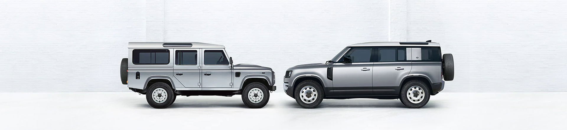 Land Rover Defender Headerbild
