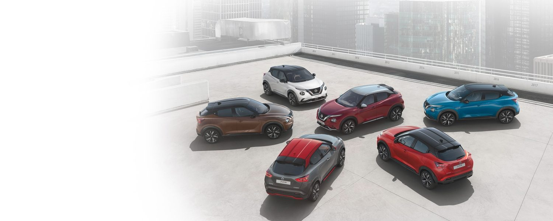 Nissan Juke 2019 Modellbild