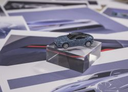 Der neue Jaguar F-Type als Modell