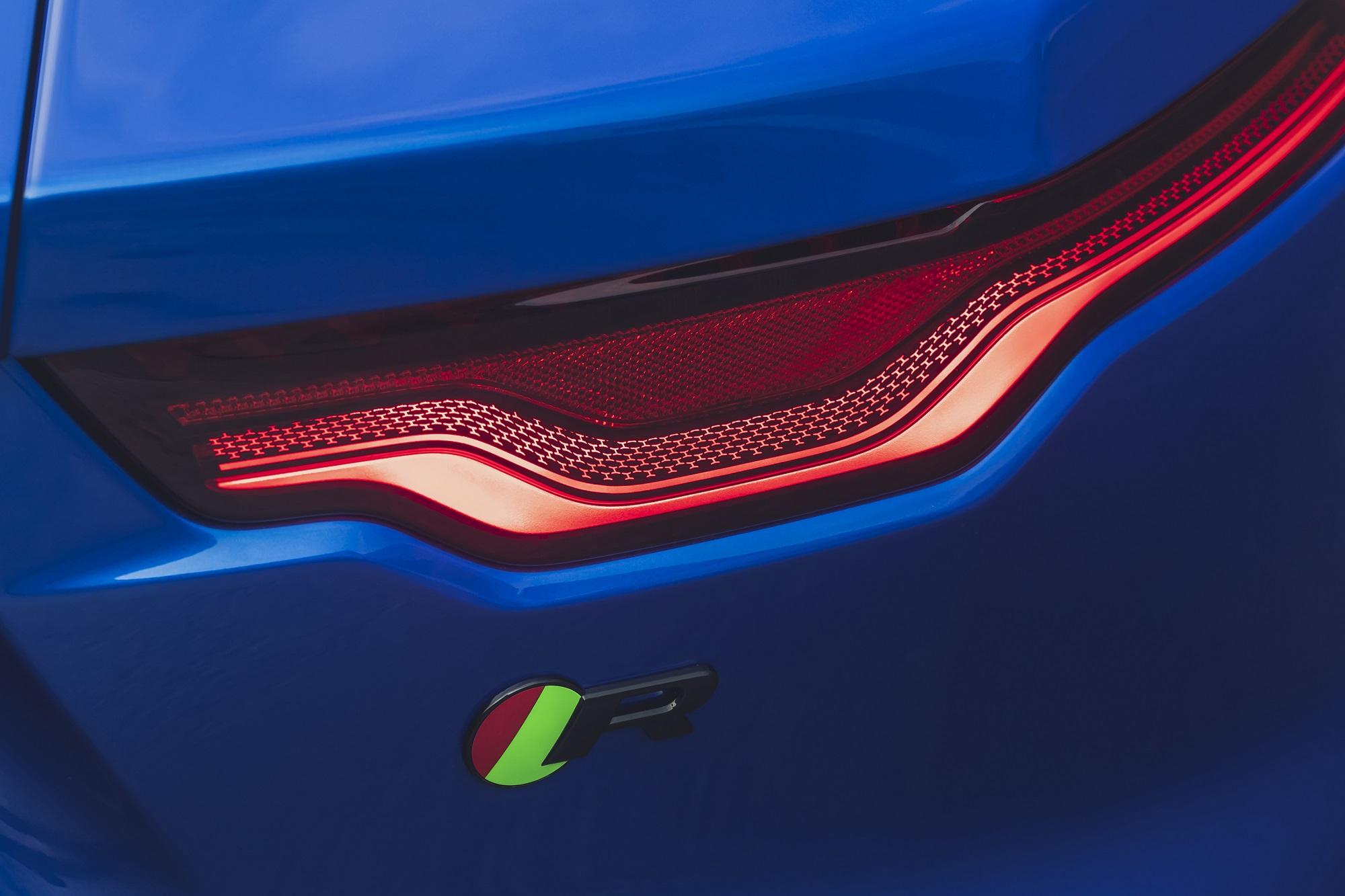 Der neue Jaguar F-Type bei Auto Stahl Heckleuchte