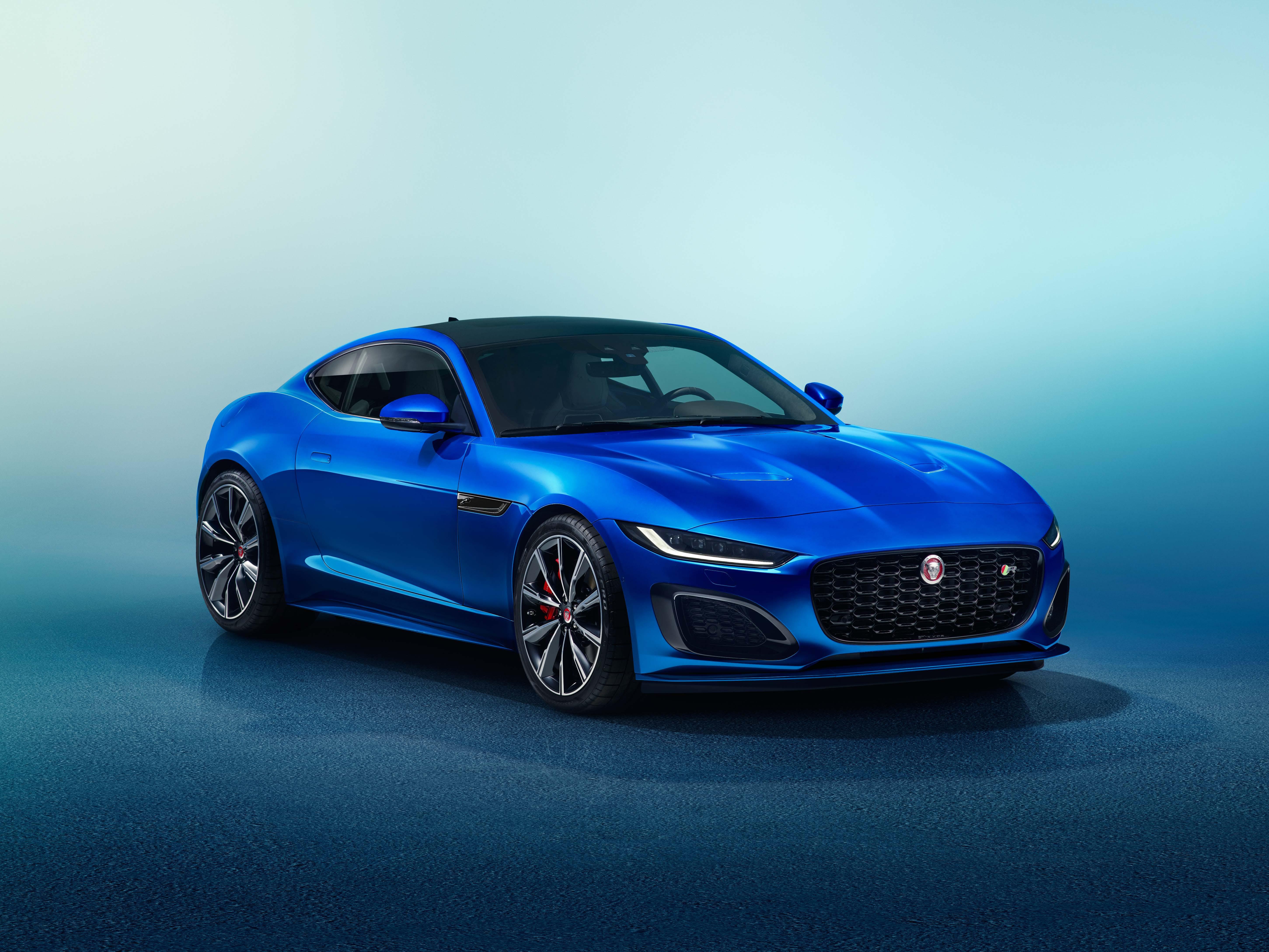 Der neue Jaguar F-Type