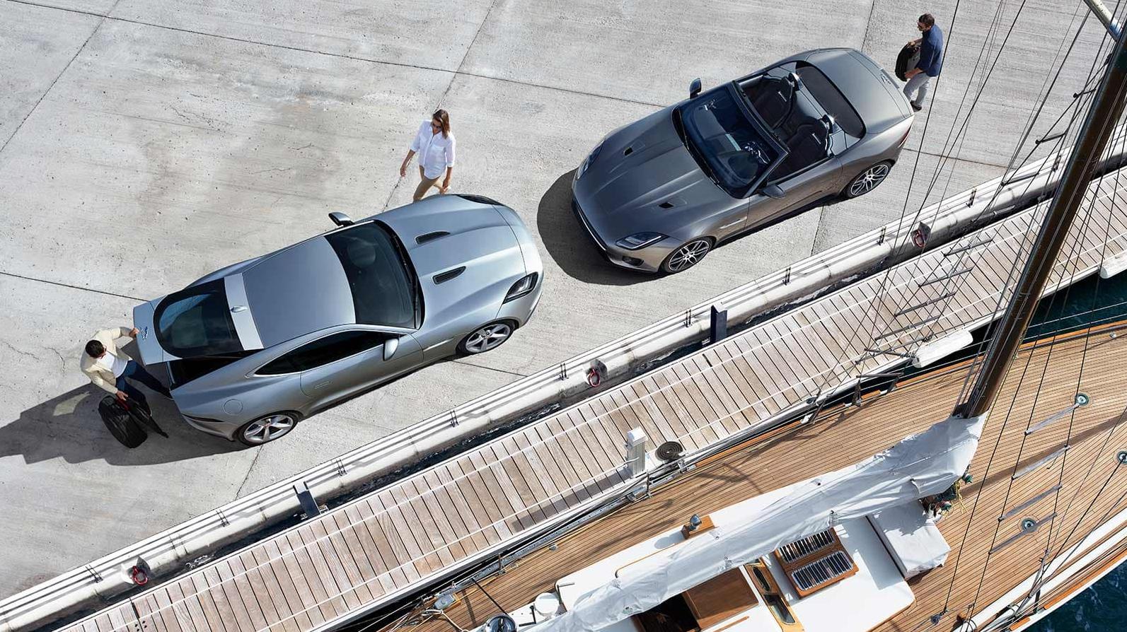 Der neue Jaguar F-Type MY21 AUTO STAHL