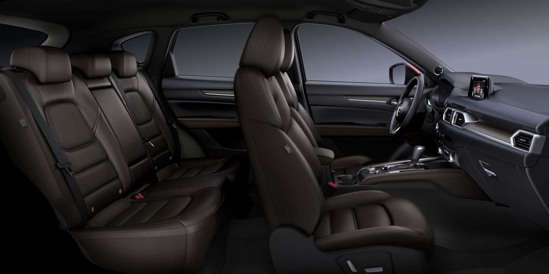 Mazda MX-5 Modellabbildung, Blick in den Innenraum