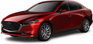 Mazda3 Sedan Modellabbildung für Leasingangebot
