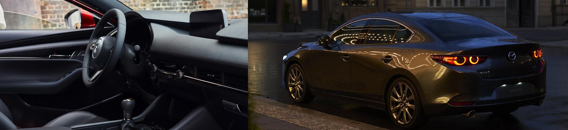 Mazda3 Sedan Headerbild