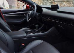 Mazda3 Sedan Innenansicht