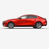 Mazda3 Sedan Teaser