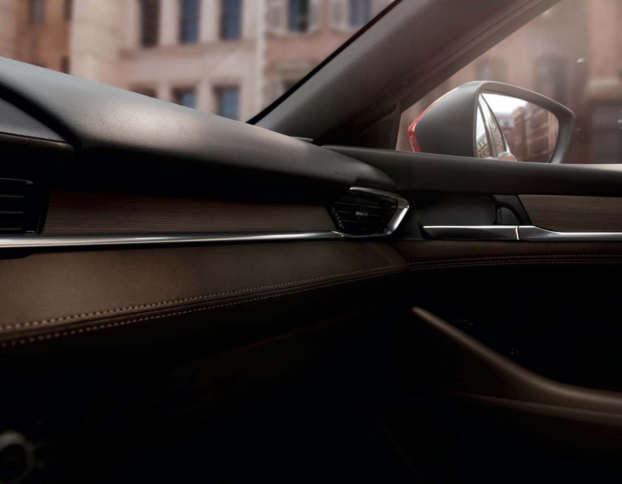 Mazda6 Auto Stahl Modellabbildung Innenraumansicht