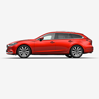 Mazda6 Sport Kombi Teaser