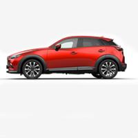 Mazda XC-3 Teaser