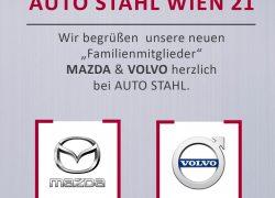 Auto Stahl Umbau in Wien 21 Mazda und Volko bekommen einen neuen Schauraum
