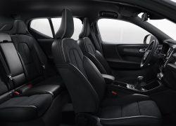 Volvo XC40, Innenansicht