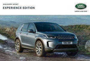 Land Rover Discovery Sport Experience Edition Sondermodell bis 31.3.2020 erhältlich