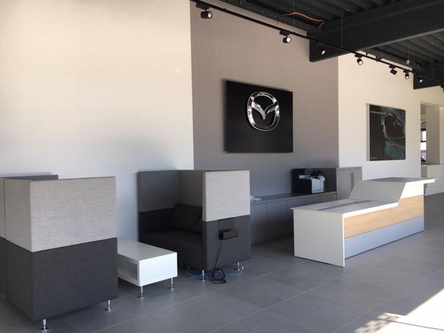 Auto Stahl Umbau in Wien 21 Mazda und Volvo bekommen einen neuen Schauraum