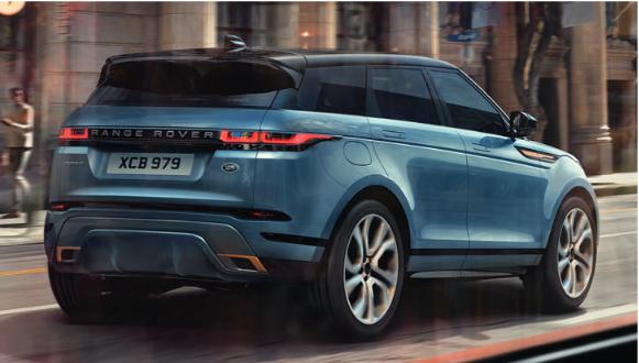 Land Rover Evoque Hello Edition bei AUTO STAHL erhältlich