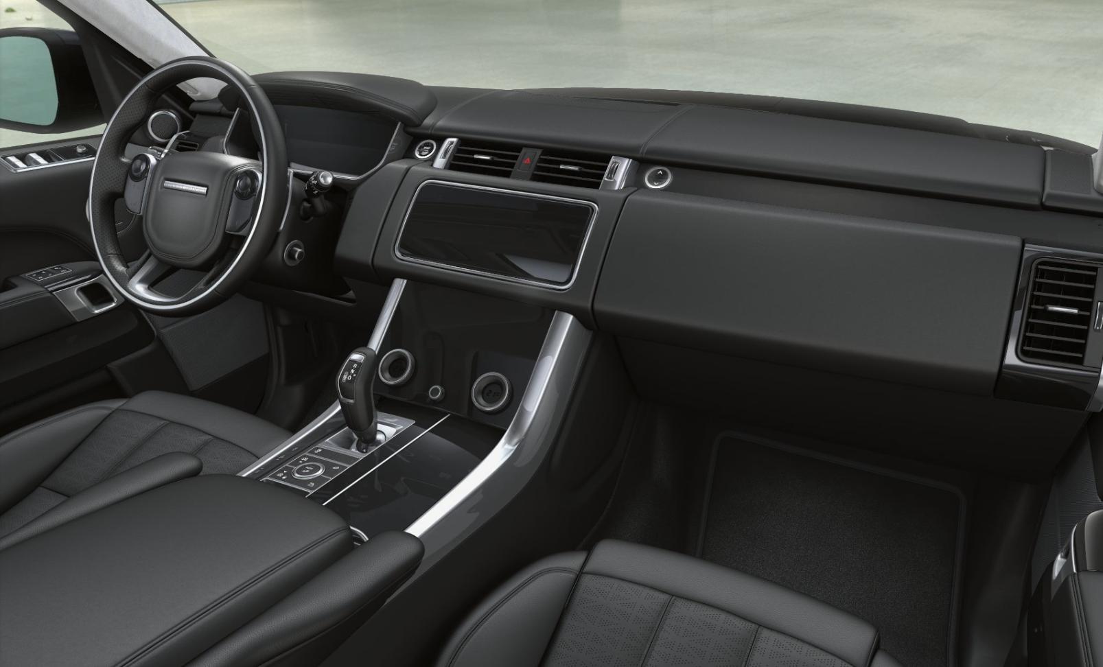 Range Rover Sport Plug-in-Hybrid bei AUTO STAHL, Innenansicht