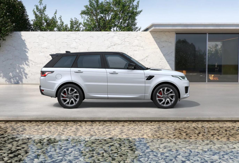 Range Rover Sport Plug-in-Hybrid bei AUTO STAHL