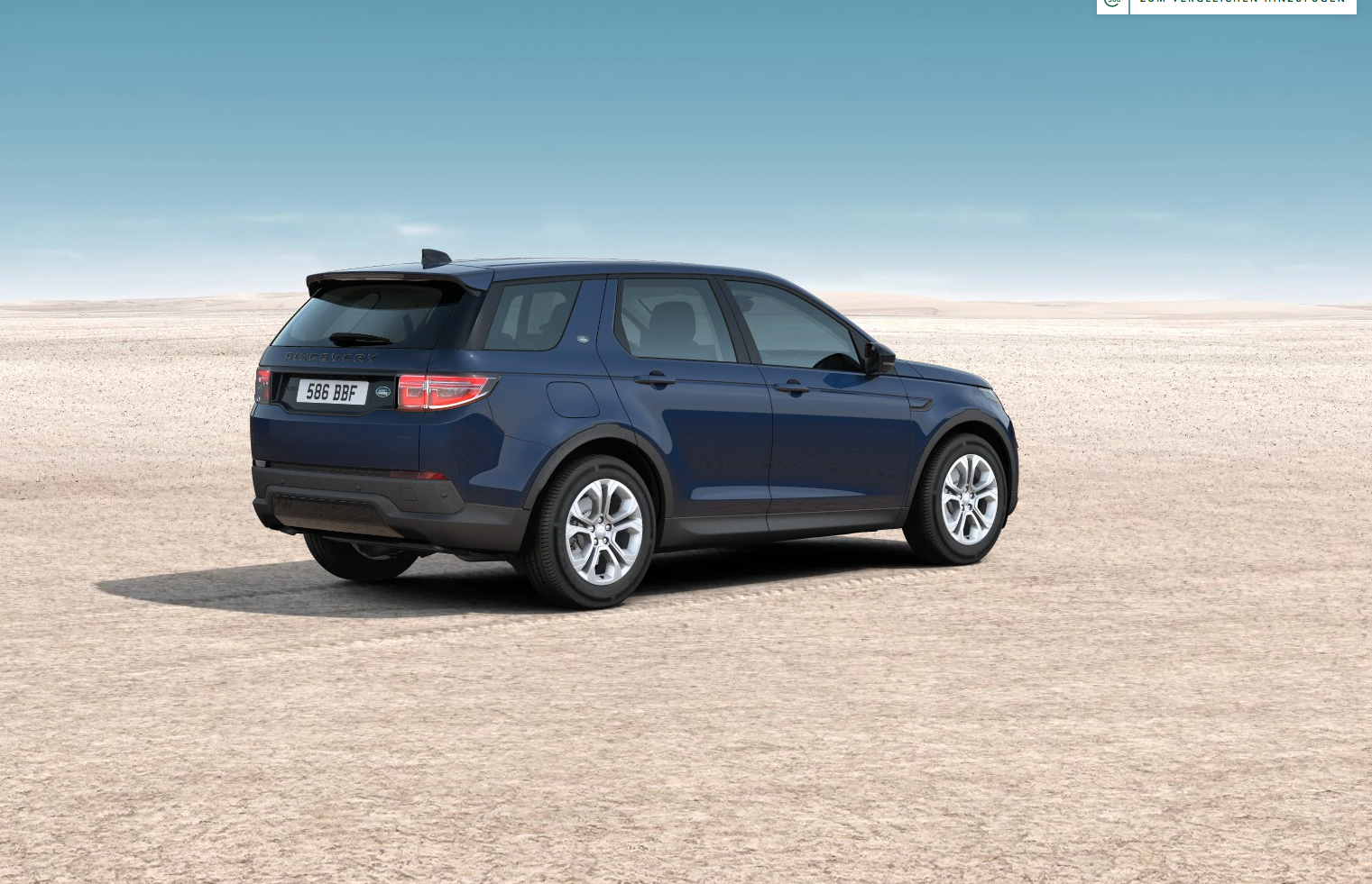 Range Rover Discovery Sport Plug-in-Hybrid bei AUTO STAHL