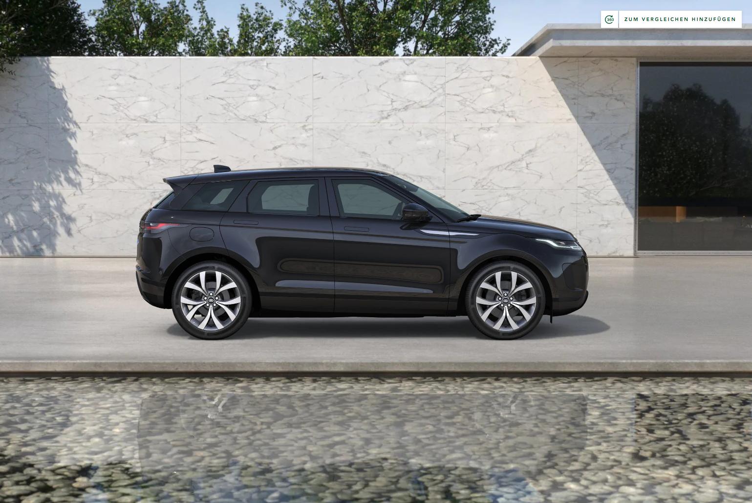 Range Rover Evoque Plug-in-Hybrid bei AUTO STAHL