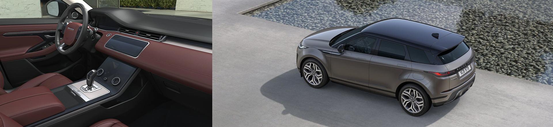 Range Rover Evoque Plug-in-Hybrid bei AUTO STAHL header