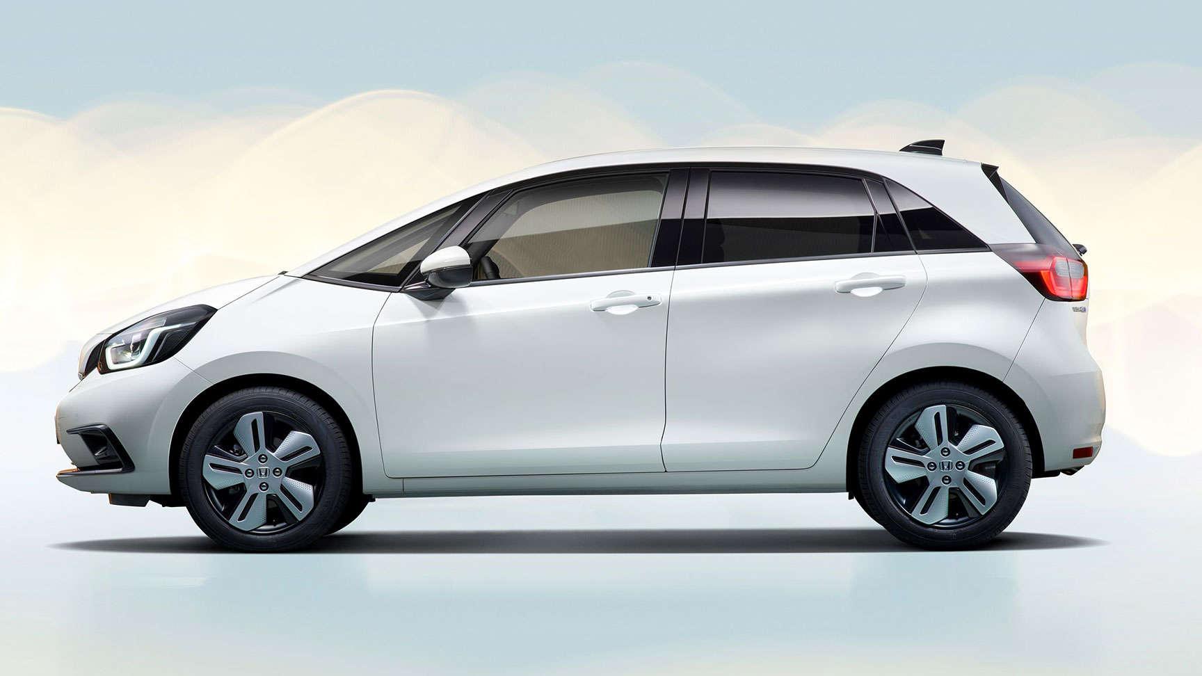 Neuer Honda JAZZ e:HEV