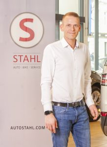Auto Stahl Team Wien 20 Paul Paminger Kundendienstleiter